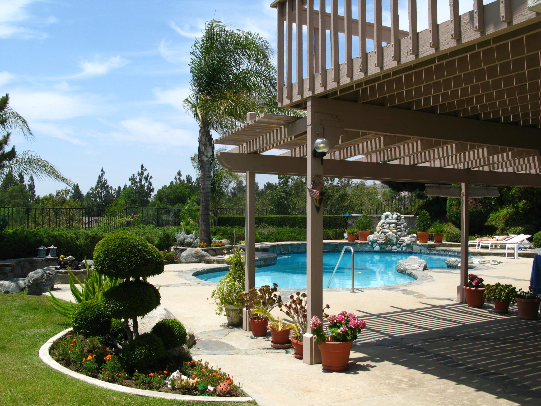 patios and decks on Pool Deck Patio Ideas id=69499